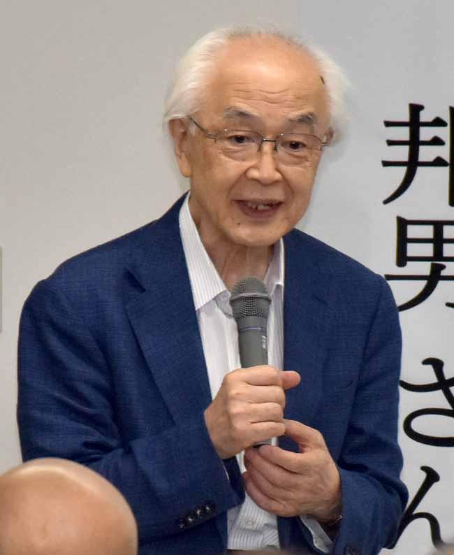 作家 柳田邦男さんの講演会を開...